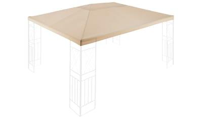 KONIFERA Ersatzdach für Pavillon »Sumatra«, in versch. Größen kaufen