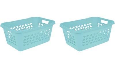 keeeper Wäschekorb »jost«, (Set, 2 St.) kaufen