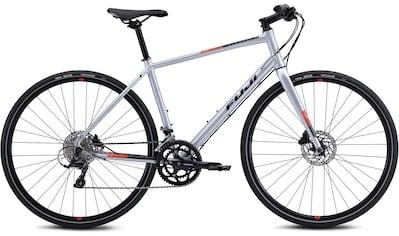 FUJI Bikes Fitnessbike »Absolute Disc 1.3«, 18 Gang, Shimano, Sora Schaltwerk,... kaufen