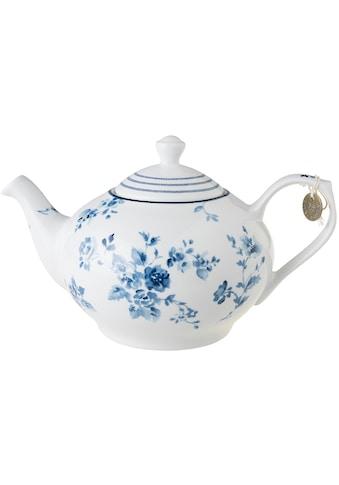 LAURA ASHLEY BLUEPRINT COLLECTABLES Teekanne »China Rose«, 1,6 l, (Set, 4) kaufen