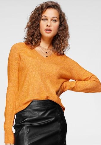 Vero Moda V-Ausschnitt-Pullover »VMWIND« kaufen