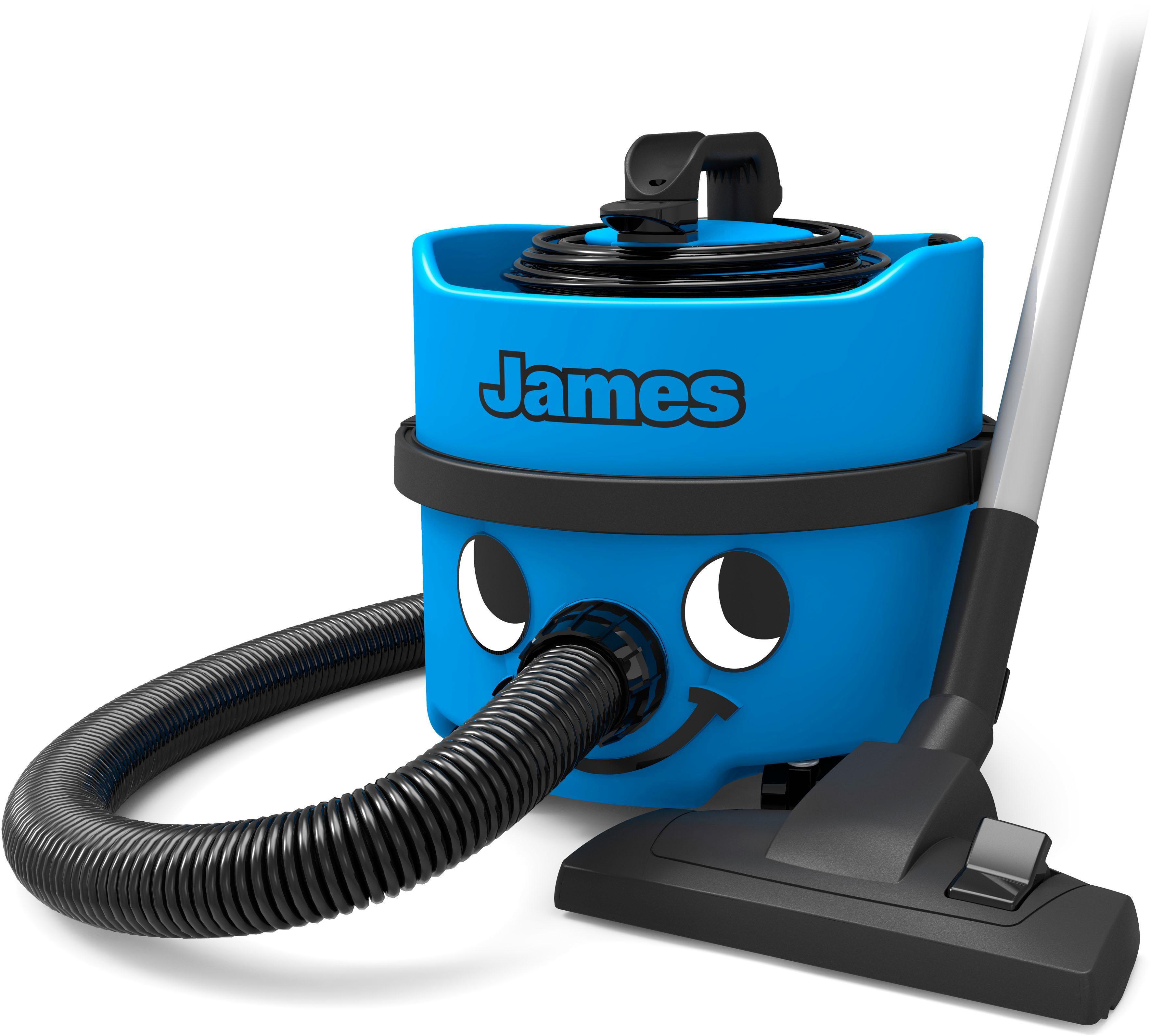 Numatic Bodenstaubsauger James JVP180-11, 620 Watt, mit Beutel | Flur & Diele > Haushaltsgeräte > Staubsauger | Numatic