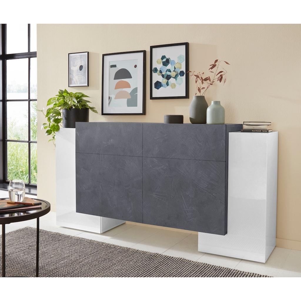 Tecnos Sideboard »Pillon«, Breite 170 cm
