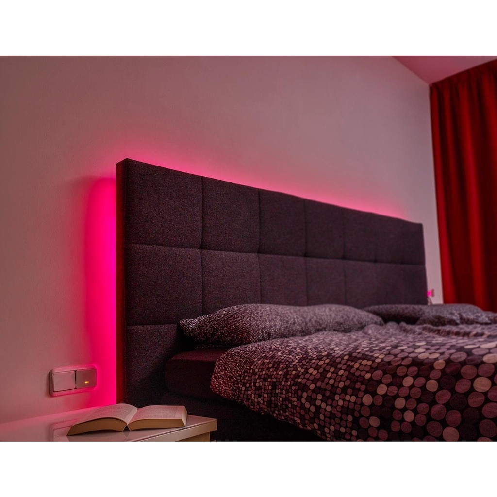 TRIO Leuchten LED-Streifen »WiZ LED Stripe, 10W RGBW LED«, Smart Home