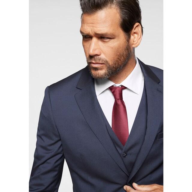 Man's World Anzug (Set, 4 tlg., mit Weste mit Krawatte)