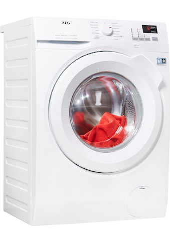 AEG Waschmaschine »L6FBA484«, L6FBA484, 8 kg, 1400 U/min, ProSense - Intelligente... kaufen