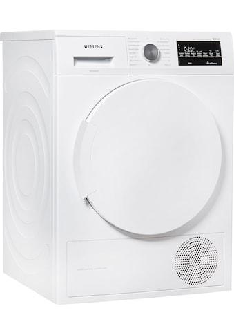 SIEMENS Wärmepumpentrockner »WT45W4ECO«, IQ500 kaufen