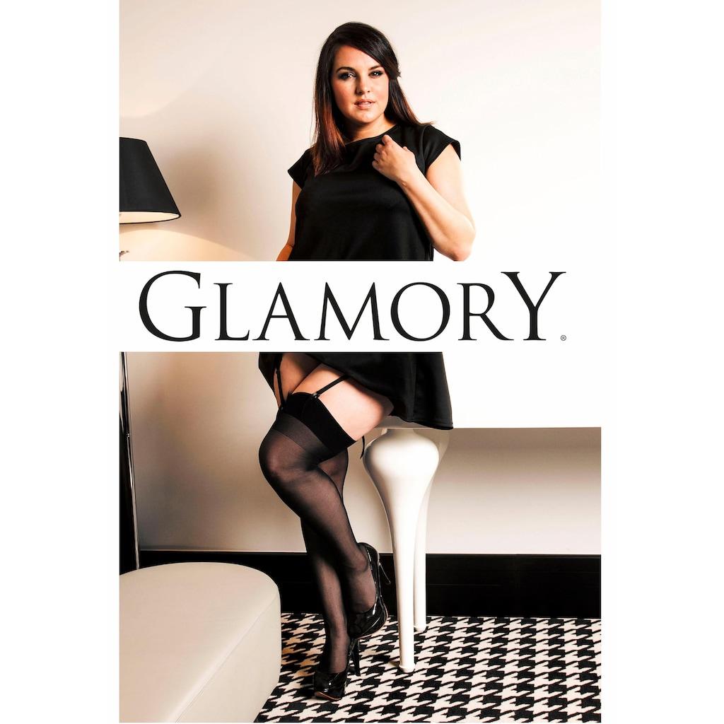GLAMORY Strapsstrümpfe »Perfect 20«