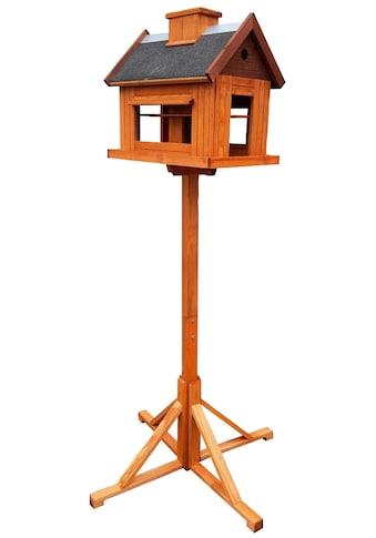 Conni Oberkircher´s Vogelhaus »K302«, BxTxH: 45x54x165 cm, inkl. 4-Fuß-Ständer kaufen