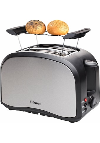 Tristar Toaster »BR-1022«, 2 kurze Schlitze, für 2 Scheiben, 800 W kaufen