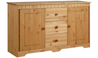 Home affaire Sideboard »Pöhl«, 140 cm breit kaufen
