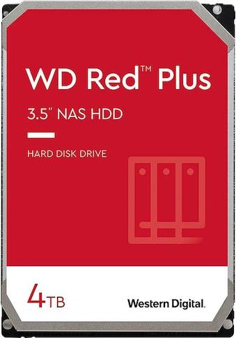 Western Digital HDD-NAS-Festplatte »WD Red Plus« kaufen