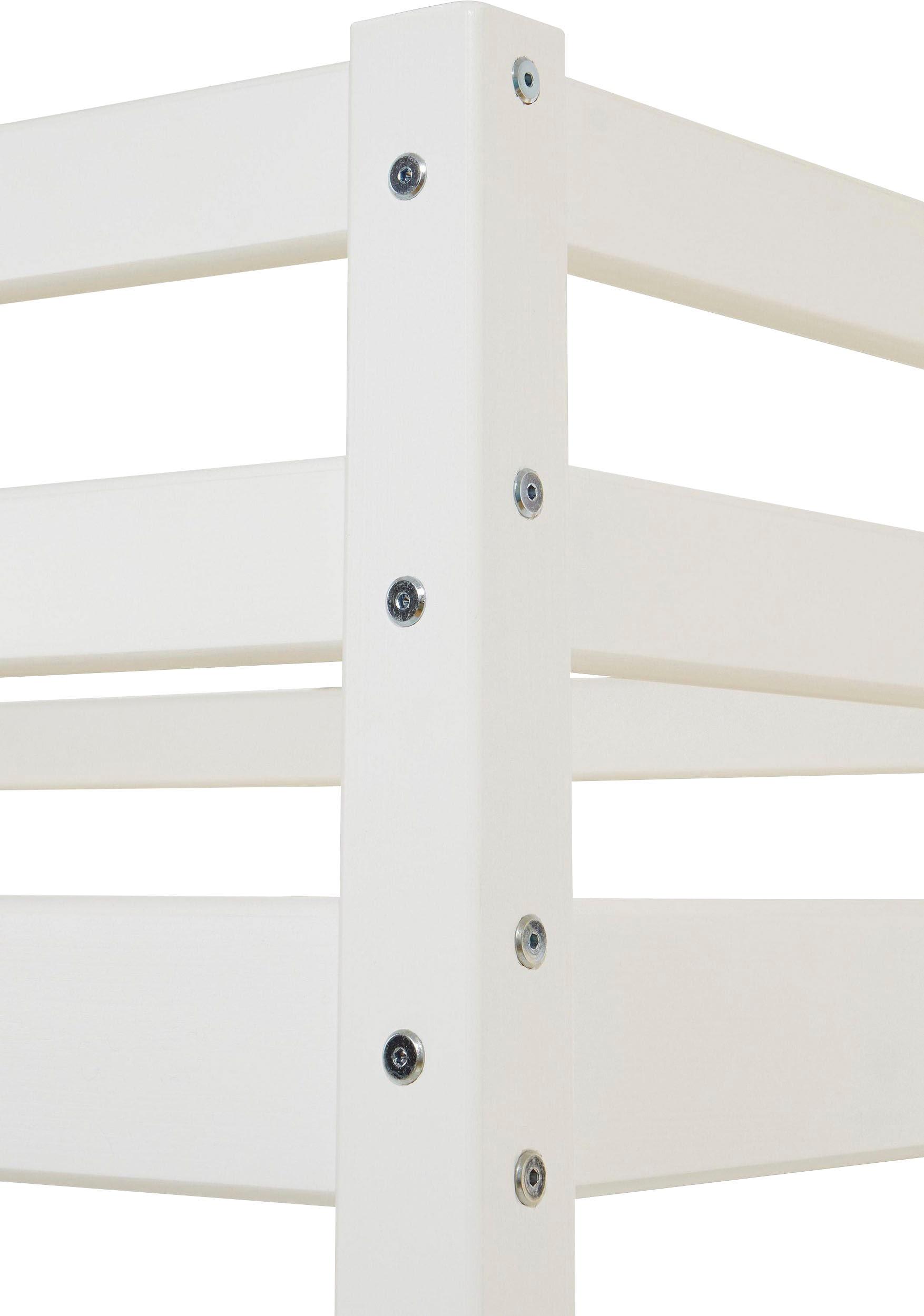 Hoppekids Etagenbett, Liegefläche 90x200 cm, mit Textilset und wahlweise mi günstig online kaufen