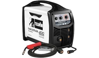 ROWI Schutzgasschweißgerät »Maxima 200«, 20  -  170 A kaufen