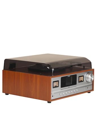 Denver Plattenspieler »Denver Retro Musiksystem MRD-52 LIGHTWOOD« kaufen