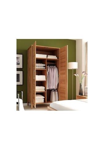 Home affaire Inneneinteilung »Modesty«, aus schönem massivem Kernbuchenholz, für die unterschiedlichen Schrankbreiten kaufen