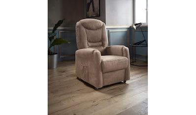 Places of Style TV-Sessel »Tamworth«, in Größe M, wahlweise mit Motor und Aufstehhilfe kaufen