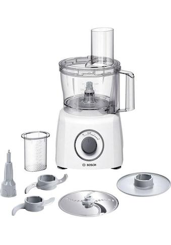 BOSCH Küchenmaschine MultiTalent 3 MCM3100W, 800 Watt, Schüssel 2,3 Liter kaufen