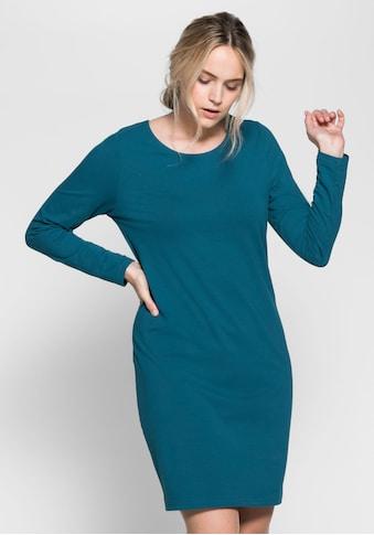 Sheego Shirtkleid, in besonders trageangenehmer Qualität kaufen