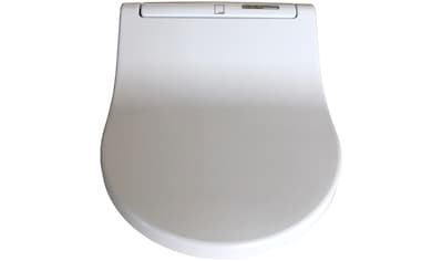WC - Sitz, beheizbar, Mit Absenkautomatik kaufen