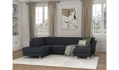 sit&more Wohnlandschaft »Visby V«, Wahlweise mit Bettfunktion und Stauraum, frei im... kaufen