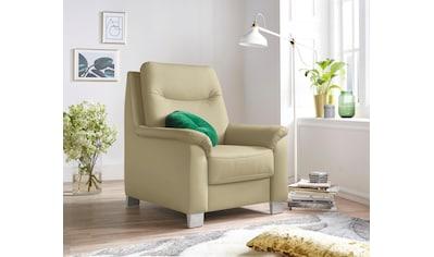 sit&more Sessel, inklusive Federkern und Kopfteilverstellung kaufen