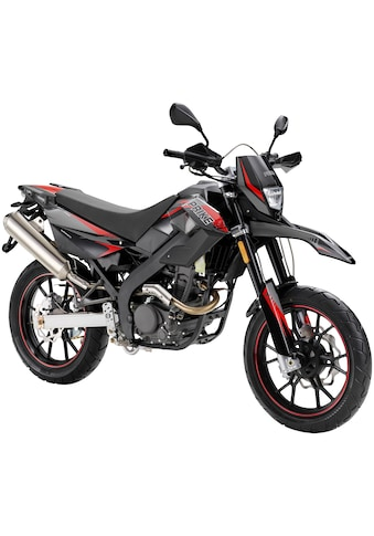 PRIKE Motorrad »PXM 125 Supermoto«, 125 cm³, 102 km/h, Euro 4, 15 PS kaufen