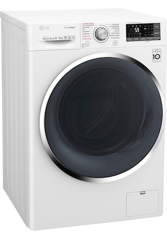 LG Waschtrockner 9 F14WD96TH2, 9 kg / 6 kg, 1400 U/Min kaufen