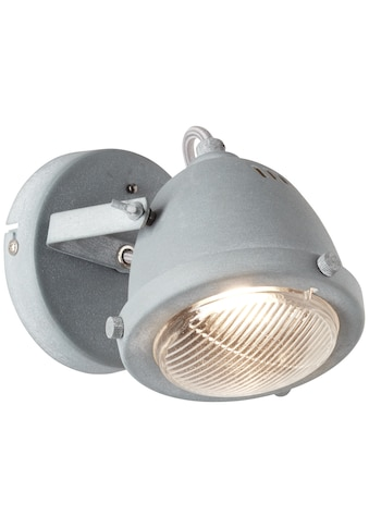 Brilliant Leuchten Carmen LED Wandspot grau Beton kaufen