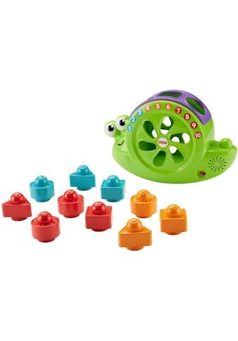 Fisher - Price® Lernspielzeug, »Babys Musikschnecke« kaufen