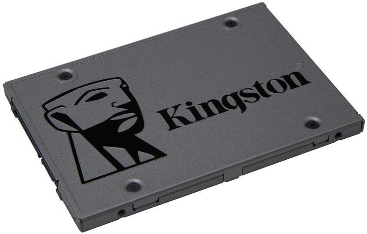 Kingston »UV500« SSD-Festplatte 2, 5 ´´ (SATA, 520 MB/s Lesegeschwindigkeit)