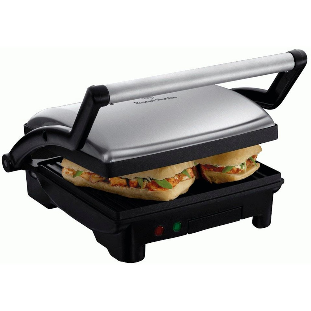 RUSSELL HOBBS Kontaktgrill »Paninigrill Cook at Home 3in1 17888-56«, 1800 W