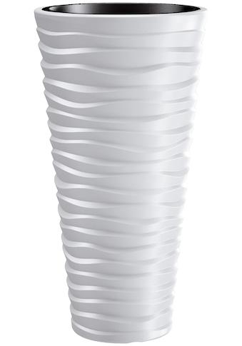 Prosperplast Blumentopf »Sand slim«, Ø 34,9 kaufen