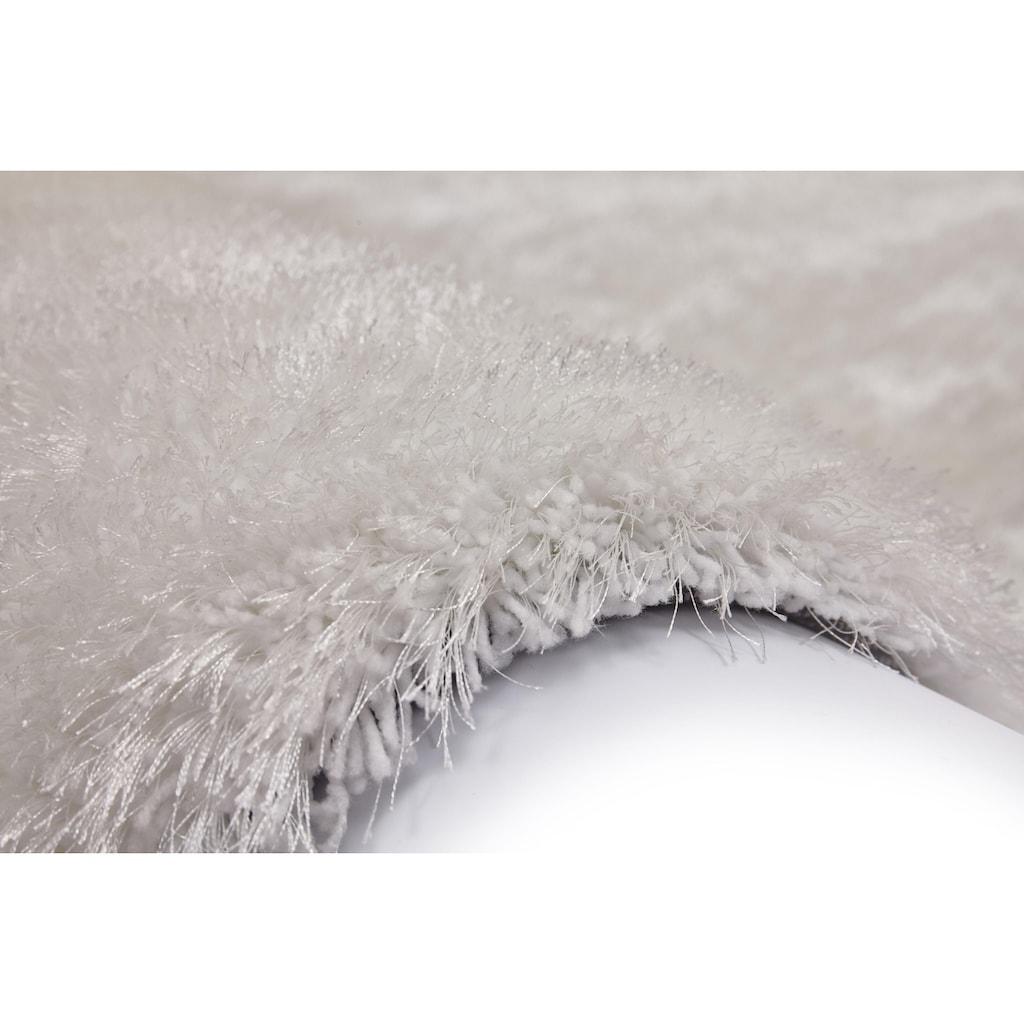 Kayoom Hochflor-Teppich »Kayoom Royal«, rechteckig, 40 mm Höhe, Besonders weich durch Microfaser