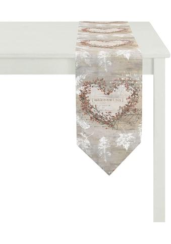Tischband, »3316 INDIAN SUMMER«, APELT (1 - tlg.) kaufen