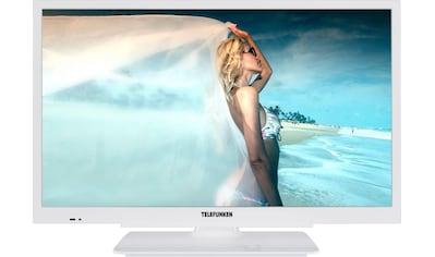 Telefunken L24H502M4 - W LED - Fernseher (60 cm / (24 Zoll), HD ready kaufen