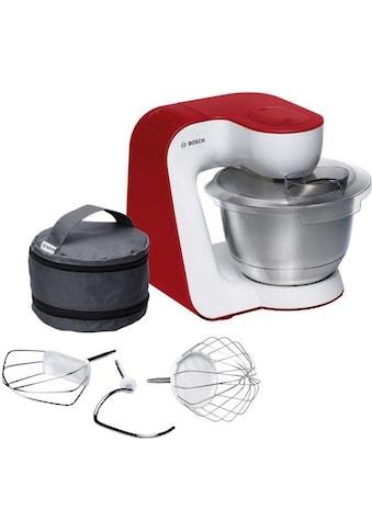 BOSCH Küchenmaschine »StartLine MUM54R00«, 900 W, 3,9 l Schüssel kaufen