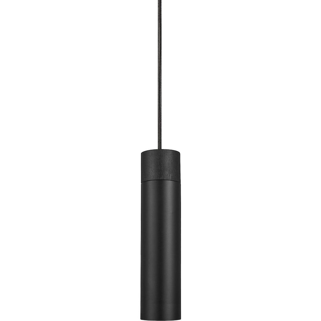 Nordlux Pendelleuchte »TILO«, GU10, Hängeleuchte, FSC Holz Esche Applikationen