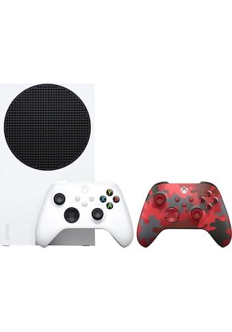 Xbox Konsolen-Set »Series S«, inkl. 2. Controller - Daystrike Camo SE kaufen