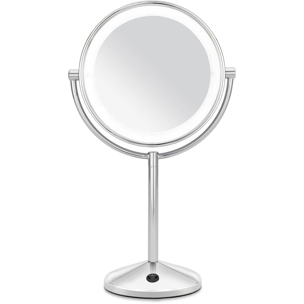 BaByliss LED-Lichtspiegel, 1-fach & 10-fach Vergrößerung