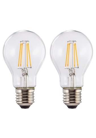 Xavax LED-Filament »warmweiß, 2 Stück Glühbirne«, E27, 2 St., Warmweiß, Leuchtmittel... kaufen