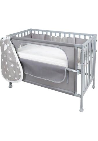 roba® Babybett, »Room Bed, safe asleep®, Little Stars«, 4 - tlg. kaufen
