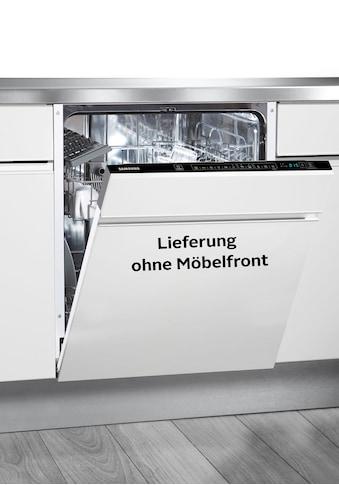 Samsung vollintegrierbarer Geschirrspüler »DW60M6040BB/EG«, DW4500, DW60M6040BB, 13 Maßgedecke, Luftschallemission nur 44 dB(A) kaufen