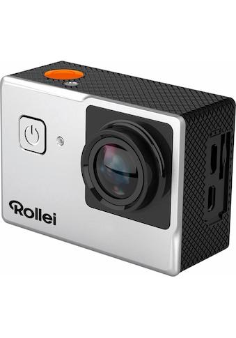 Rollei »Rollei 525 4K (Ultra - HD)« Action Cam (WLAN (Wi - Fi) Bluetooth) kaufen