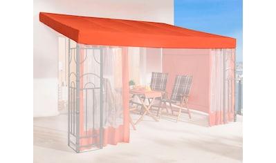 QUICK STAR Ersatzdach für Anbaupergola »Romana«, BxL: 300x400 cm kaufen
