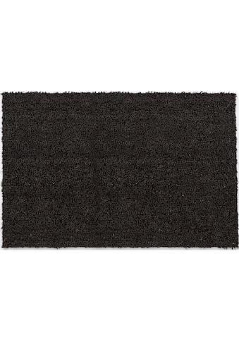 ASTRA Fußmatte »Kokosvelours 106«, rechteckig, 16 mm Höhe, Schmutzfangmatte,... kaufen