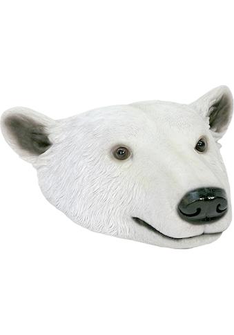 Casa Collection by Jänig Tierfigur »Eisbärkopf«, Breite 29 cm kaufen