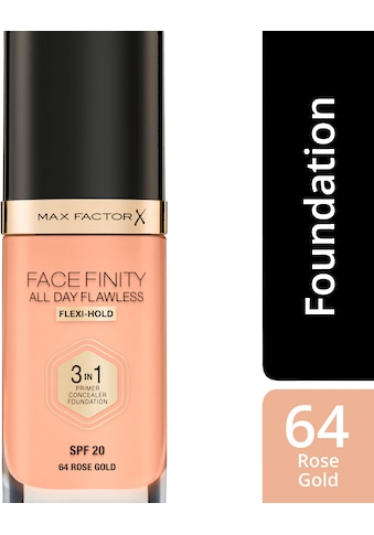 MAX FACTOR Foundation »FACEFINITY All Day Flawless« kaufen