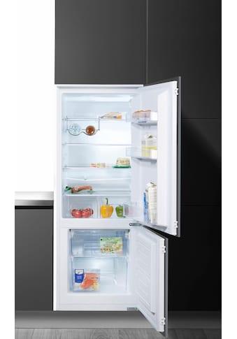 Amica Einbaukühlgefrierkombination, EKGC 16155, 144 cm hoch, 54 cm breit, 144 cm hoch kaufen
