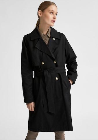 SELECTED FEMME Trenchcoat »WEKA«, mit den typischen Trenchdetails kaufen